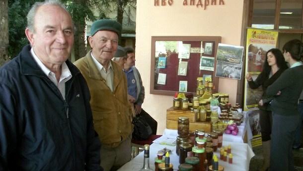 Sajam meda u Višegradu 2013
