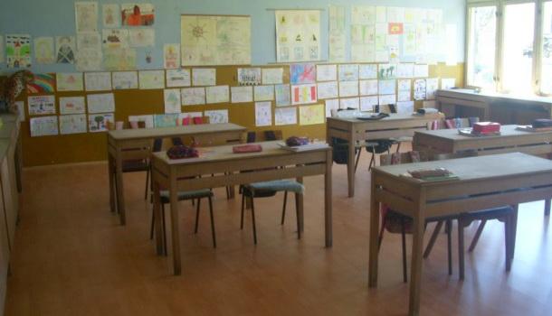 Škola u Mokronozima