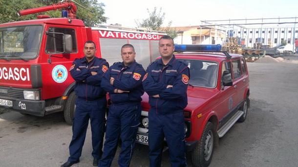 Vatrogasci iz Rogatice