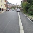 Asfaltirane ulice u Foči