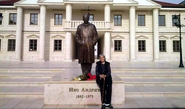 Baba u Andrićgradu