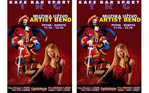 Caffe bar Sport-party 11 okt