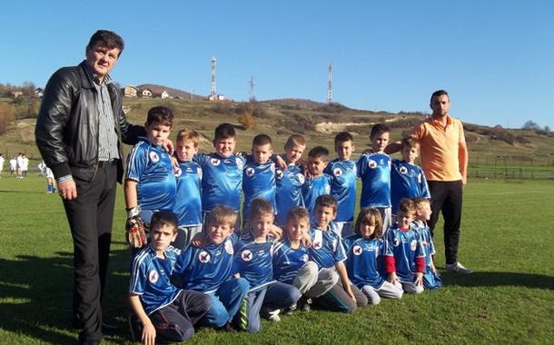 Dresovi za mlade fudbalere iz Rogatice