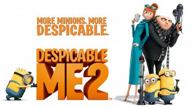 Film-Despicable me 2