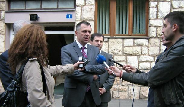 Igor Radojičić u Rogatici