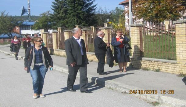 Italijanska delegacija u Rudom