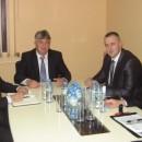 Ministar policije u Cajnicu