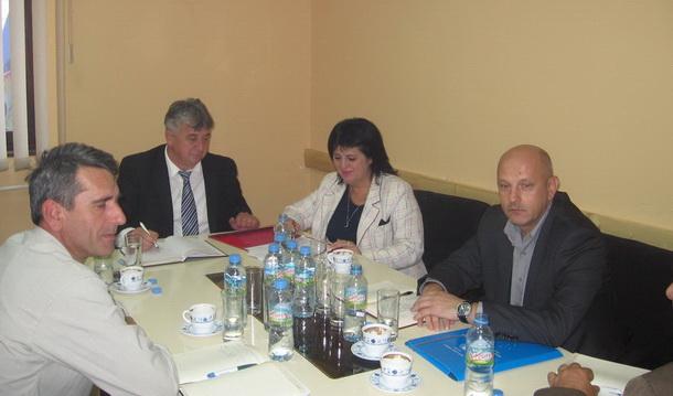 Ministarka Golic u Cajnicu