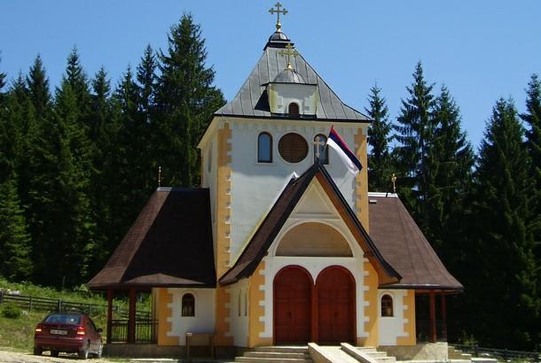 Nova crkva na Crkvinama