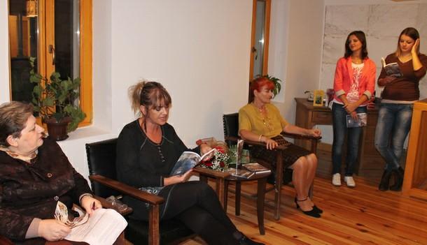 Promocija knjige Dragice Grbić