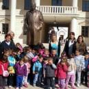 Sokolački mališani u Andrićgradu