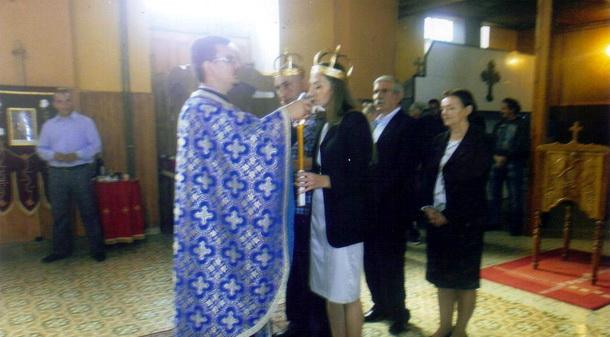 Vjenčanje i krštenje Đurića