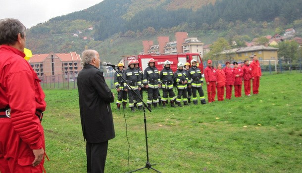 Vjezba vatrogasaca u Foci (4)