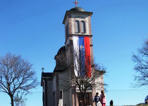crkva Sv Petke u B.Brdima
