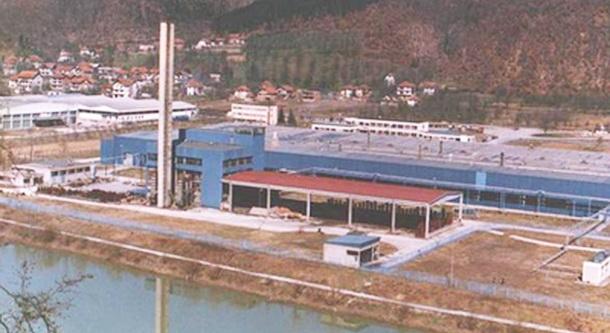 Fabrika za proizvodnju žice Novo Goražde