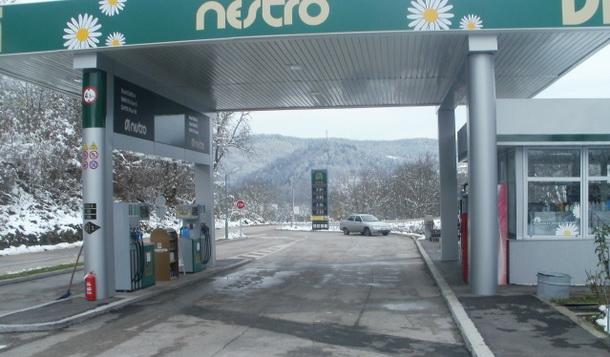 Nestro Petrol u Rudom