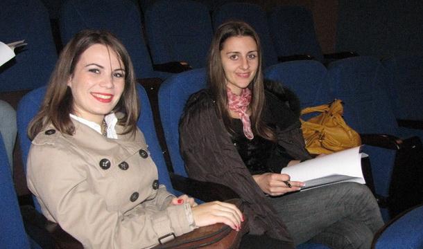 Novinari SRNE u Andrićgradu