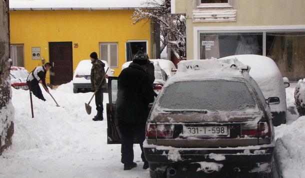 Snijeg u Župi