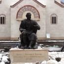 Spomenik Petru Petroviću Njegošu