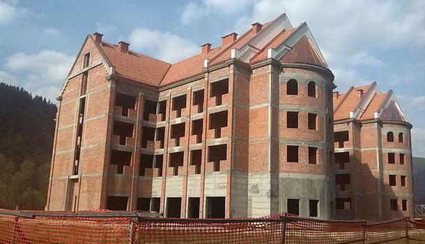 Studentski dom u Foči