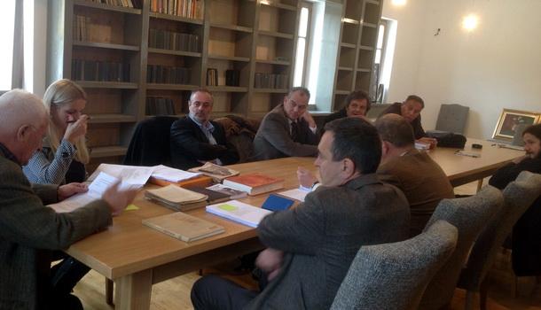 Upravni odbor Andrićevog instituta