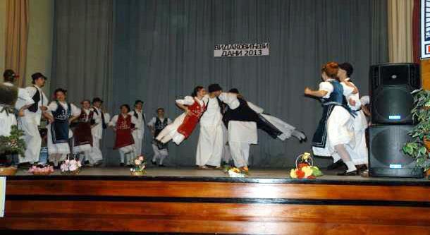Vidakovićevi dani 2013 - folklor