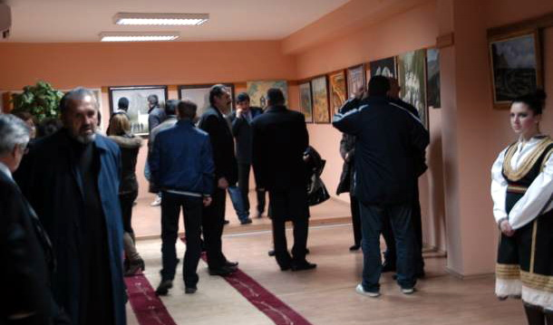 Vidakovićevi dani 2013 - izložba