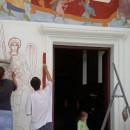 Zivopis manastira Dobrun