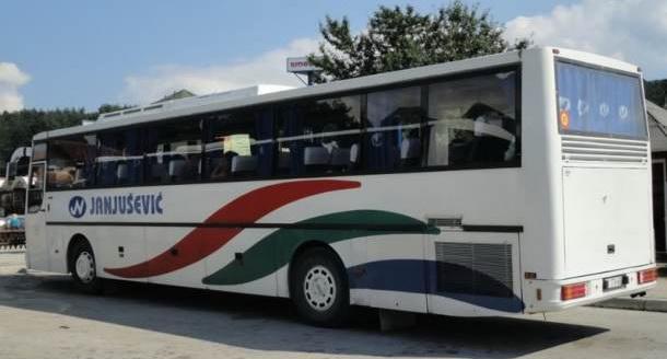 Autobus Janjušević