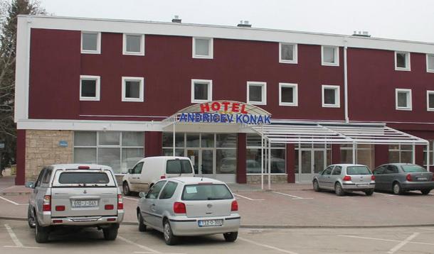 Hotel Andrićev konak