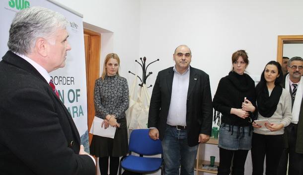Kancelarija SVG u Višegradu