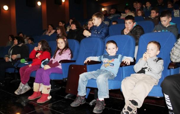 Ljubivoje Ršumovic u Andrićgradu-publika