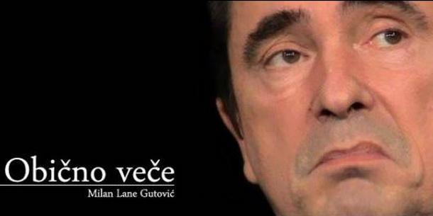 Obično veče - Lane Gutović