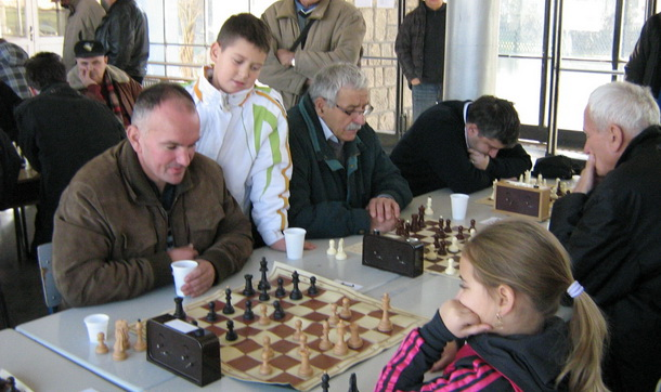 Šahovski turnir u Rogatici