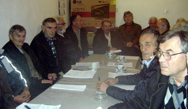 Skupština penzionera u Rogatici