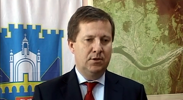 Tomaš Sunjog u Višegradu