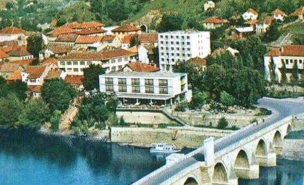 Višegrad 70-tih godina - hotel