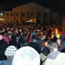 Badnje veče u Andrićgradu 2014