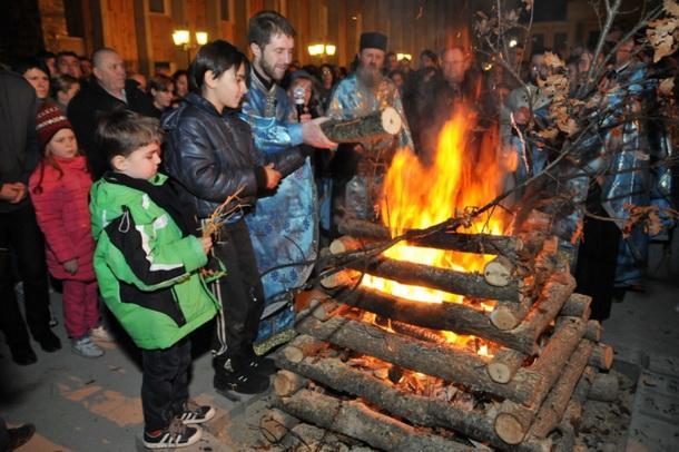 Badnje veče u Andrićgradu 2014 b