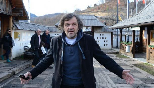 Emir Kusturica na Mećavniku