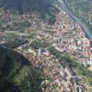 Foča-panorama