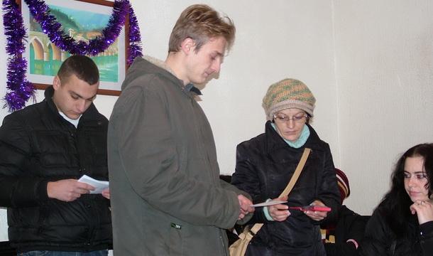Humanitarna pomoć u Višegradu