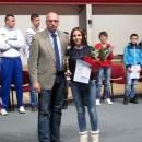 Milica Todović - sportista godine Foča