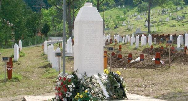 Muslimansko groblje u Višegradu
