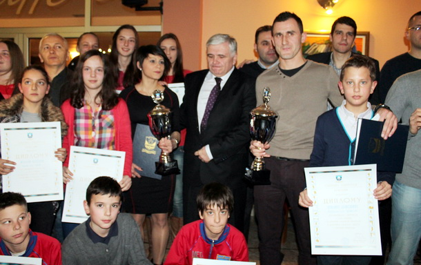 Sportisti Višegrada 2013 god