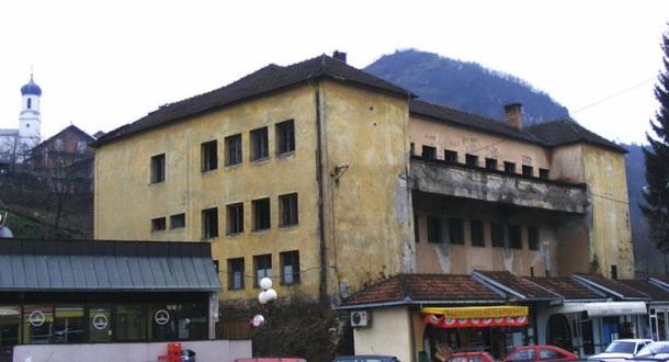 Stara gimnazija u Visegradu