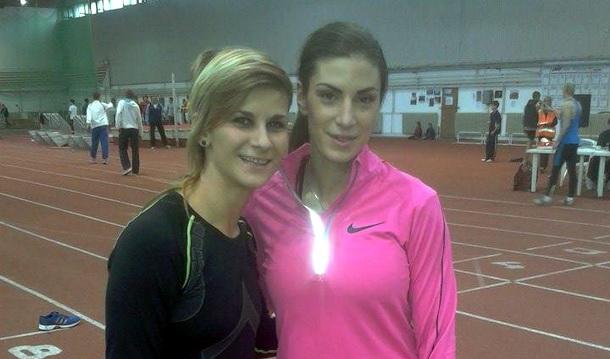 Tanja Marković i Ivana Šćepanović