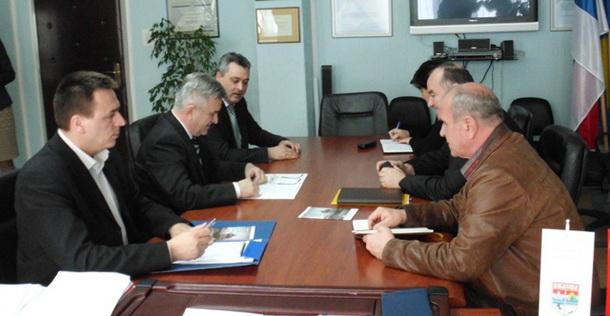 Ministar Nedeljko Čubrilvić u Rogatici