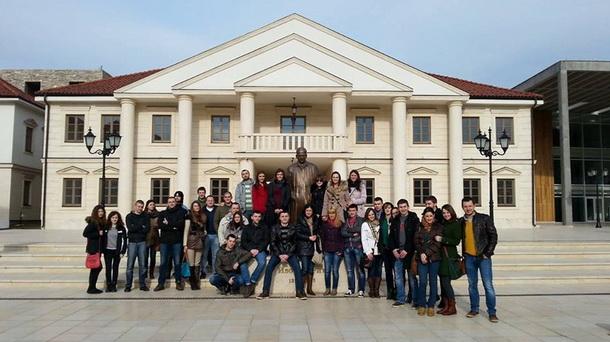 Omladinske organizacije u Andrićgradu