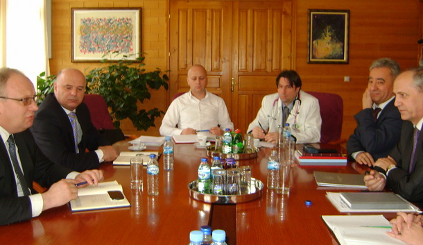 Sastanak o studentima medicine